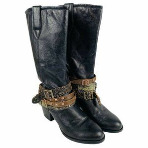 Durango Philly Accessorized Western Boots 9.5